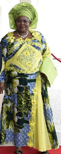 First Lady's Fashion: Nigerian Patience Jonathan worst looks