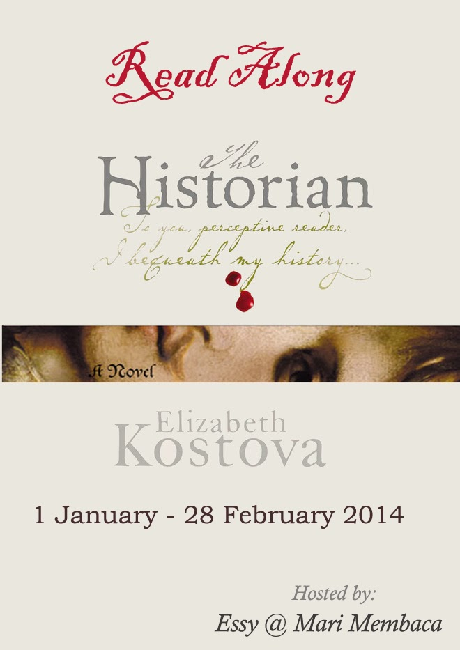 The Historian Read Along [Jan - Feb 2014]
