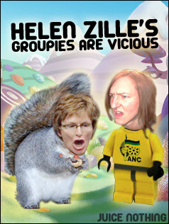 Helen Zille is a Squirrel