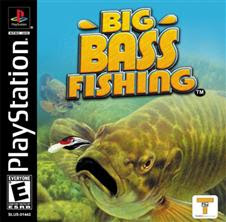 Torrent Super Compactado Big Bass Fishing PS1