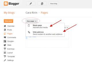 Cara Membuat Halaman About Me di Blog dengan Mudah