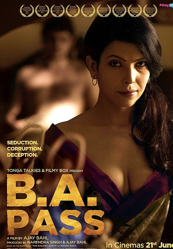 Watch B.A Pass (2013) Hot Hindi Full Movie Watch Online