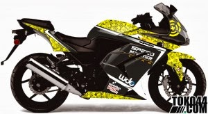 Foto Gambar Modifikasi Yamaha Scorpio