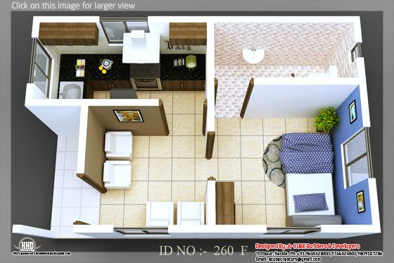 3d isometric view 09