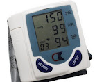 DIGITAL WRIST BLOOD PRESSURE MONITOR