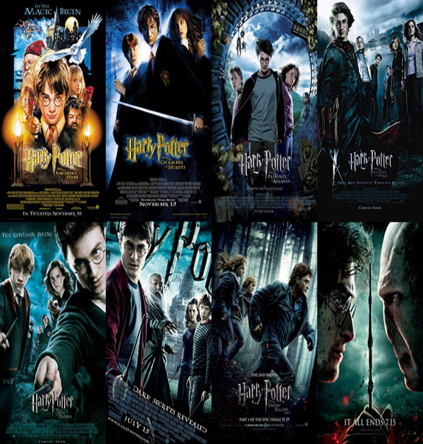 harry potter movie in hindi dubbed part 1