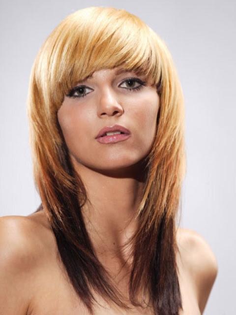 medium heavy layered hairstyles 2012