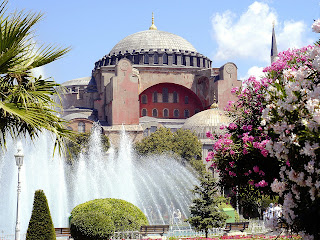 Hagia Sofia, Istanbul, Turkey Wallpapers