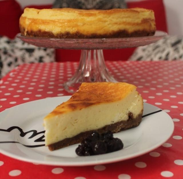 El dulce mundo de Nerea - Cheesecake clásico