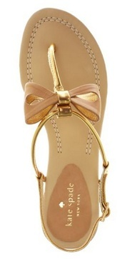 Kate Spade Flats with Bow