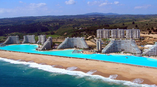 World biggest swimming pool golberz com for Largest swimming pool