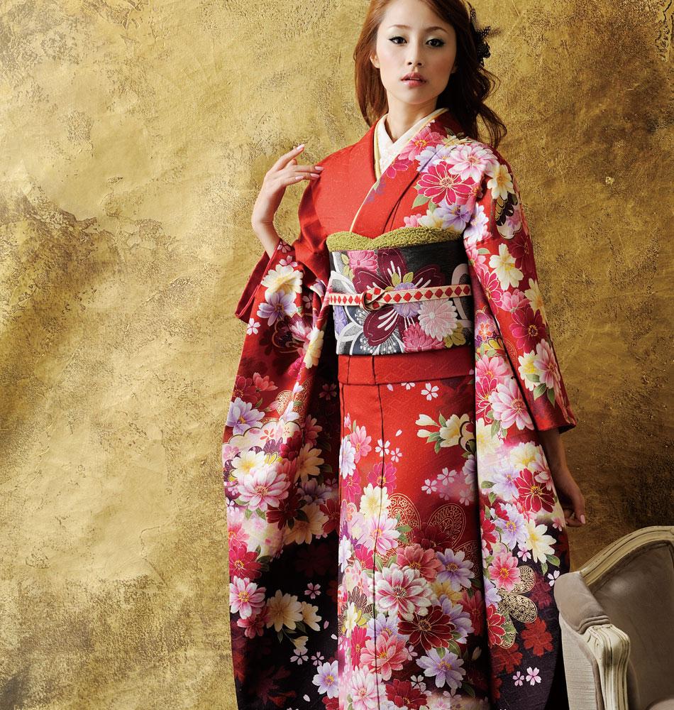 Il kimono e lo stile tradizionale vetrina sul giappone for Disegni tradizionali giapponesi