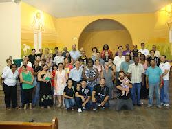 PARÓQUIA SÃO SEBASTIÃO - ELDORADO   -  MISSA DIOCESANA