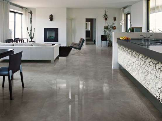 Marble Flooring Ideas For Living Room