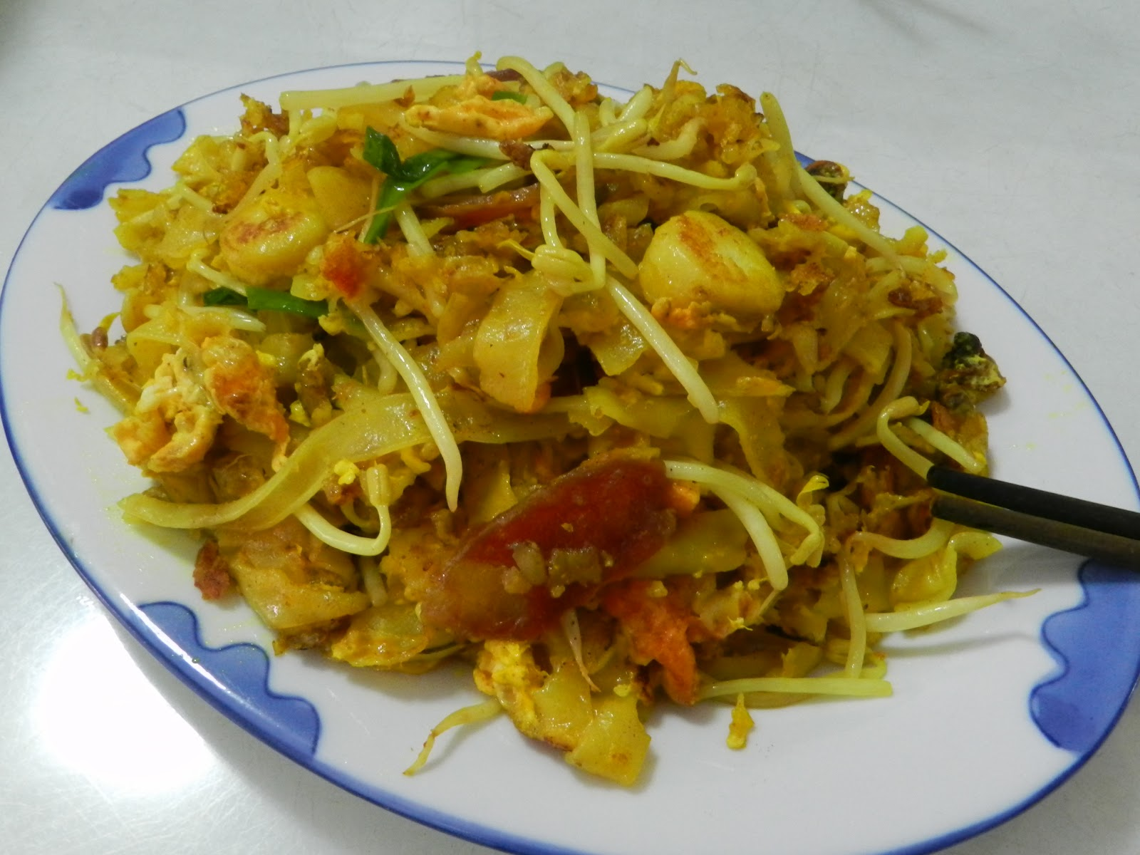 how to make keow teow