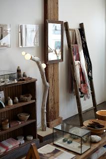 Magpie & Rye in San Francisco, interior