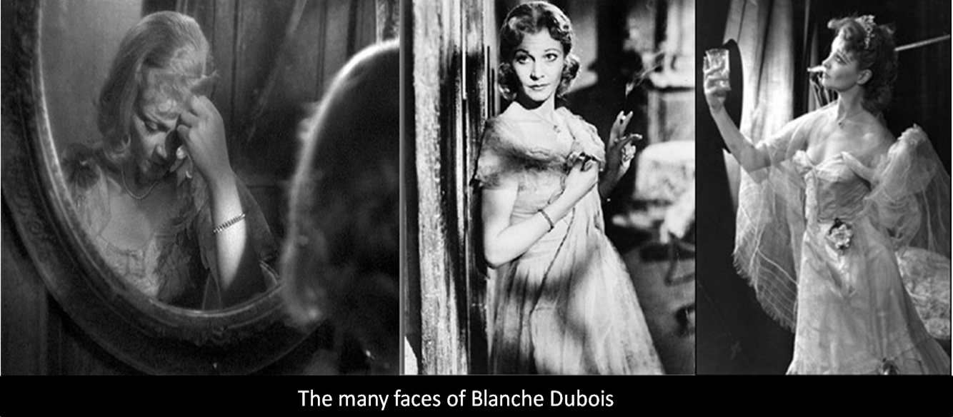 essay stella blanche Blanche dubois appears in the first scene dressed in white essay questions even when stella refers to blanche as delicate.