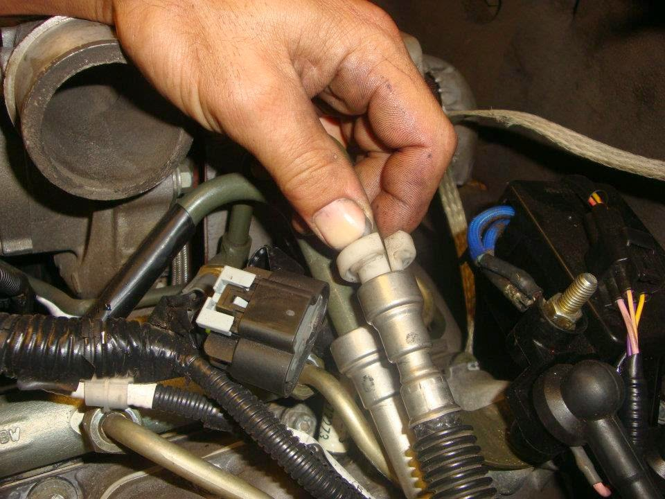 toxic diesel performance how to remove lb7 duramax fuel the ficm removed you should remove the glow plug harness next suing a 8mm ratchet wrench there will be 4 nuts on each side of the heads be patient