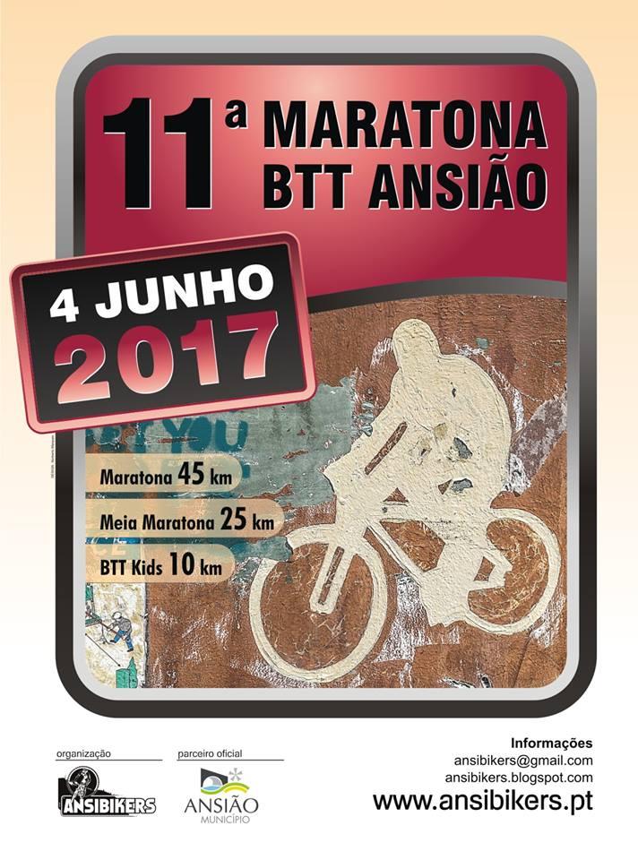 11ª Maratona BTT Ansião - 4JUN2017