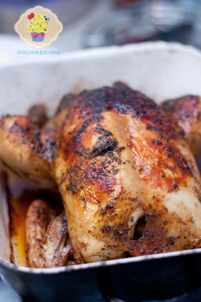 pieczony kurczak, pieczony kurczak w całości, kurczak faszerowany jabłkami, faszerowany kurczak, pieczony kurczak faszerowany, pieczony kurczak faszerowany jabłkami