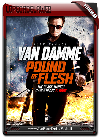 Pound of Flesh (2015) BRrip 720p Subtitulos Latino