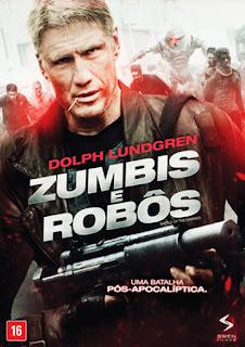 Zumbis e Robôs - DVDRip Dual Áudio