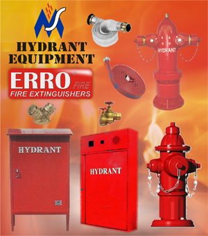 Hydrant Equpment Beserta Spare Parts