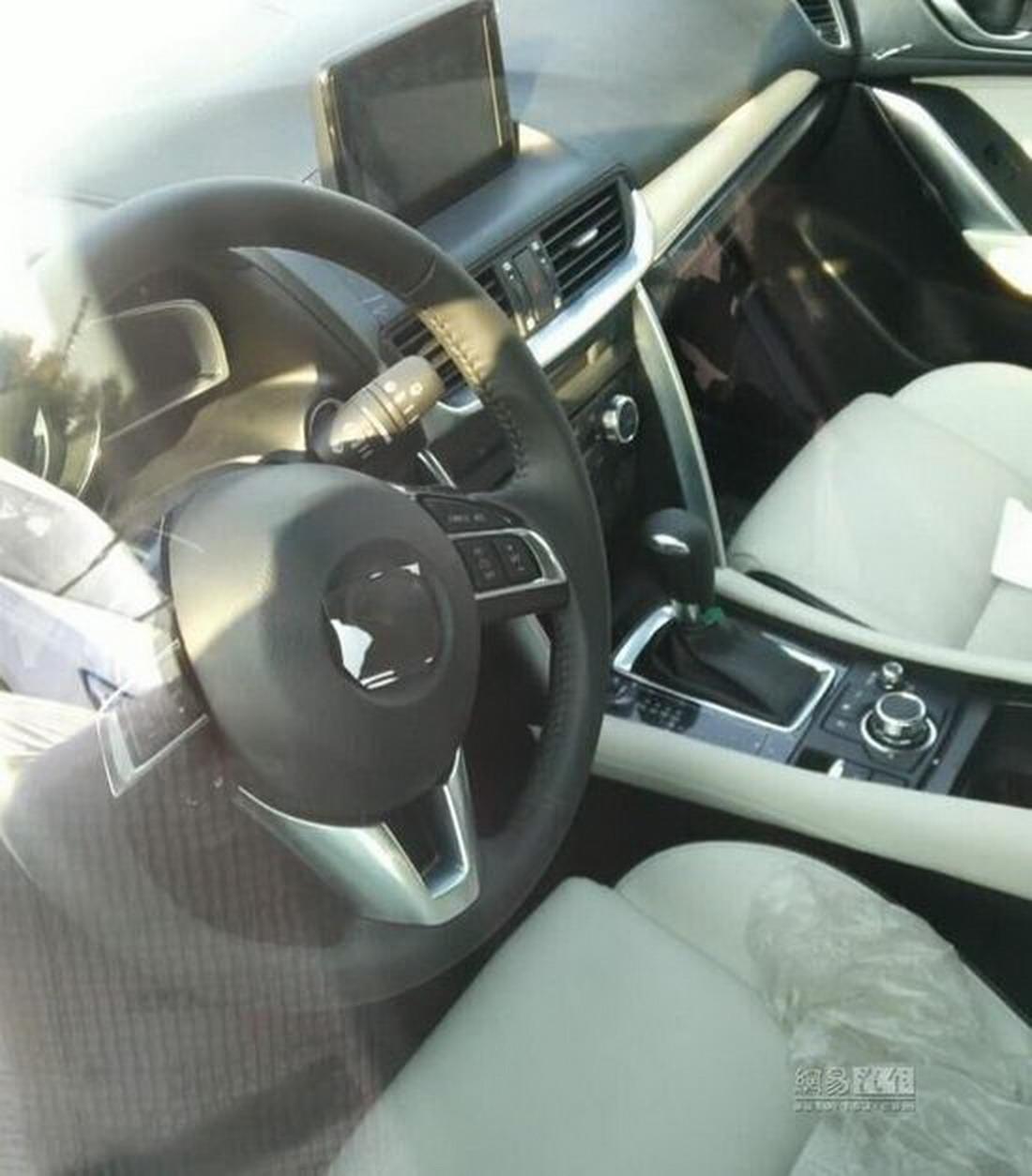 Overhauled 2019 Acura Rdx Crossover Debuts Autoguide Com: New Mazda CX-4, CX-6 Or CX-7 Spied Undisguised