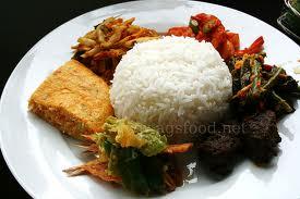 Masakan Khas Padang