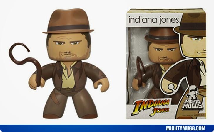 Indiana Jones Mighty Muggs Wave 1
