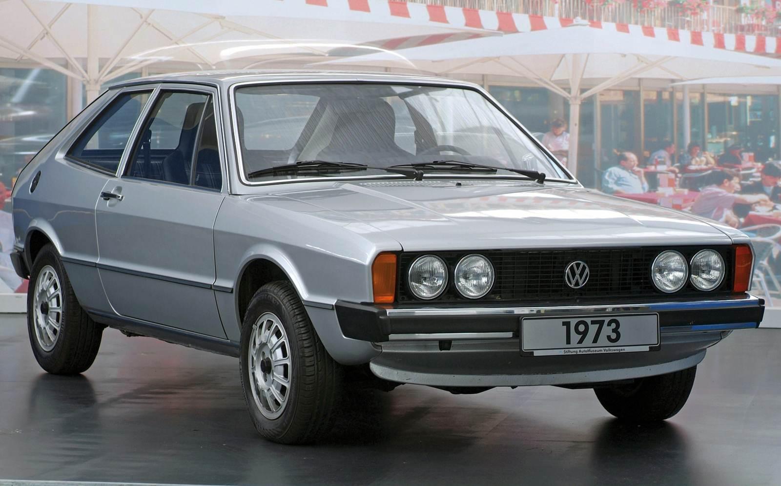 VW Scirocoo 1974