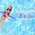 Floating with Barbie #barbieproject