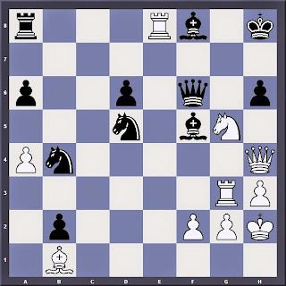 Garry Kasparov (2800) - Anatoly Karpov(2730), New York 1990