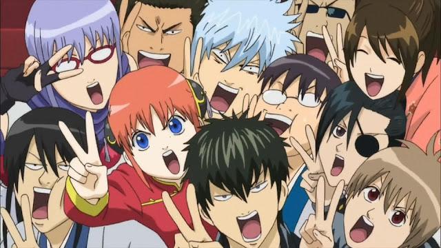 Manga 'Gintama' Hiatus Selama Dua Minggu  Karena Mangaka Sakit