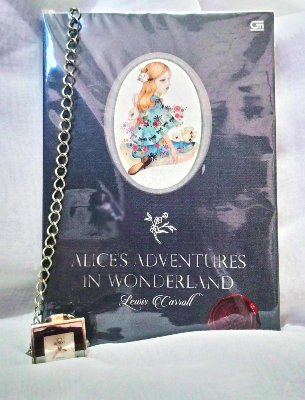alice s adventures in wonderland book review