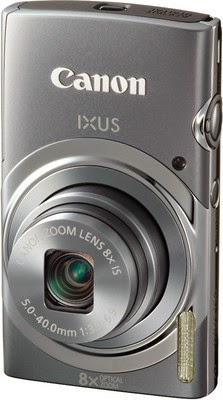 Flipkart: Buy Canon IXUS 150 16 MP Point and Shoot Camera for Rs. 5999