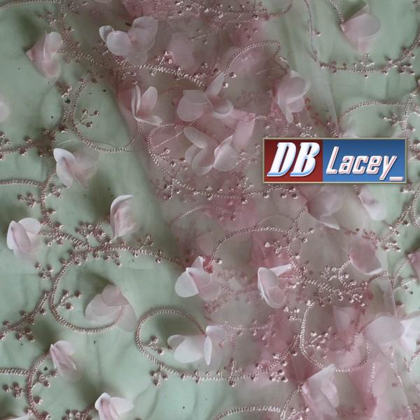 Promosi harga diskaun lace 3D harga paling murah drp Adibah Karimah