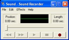 تحميل برنامج تسجيل الصوت من الكمبيوتر download sound recorder