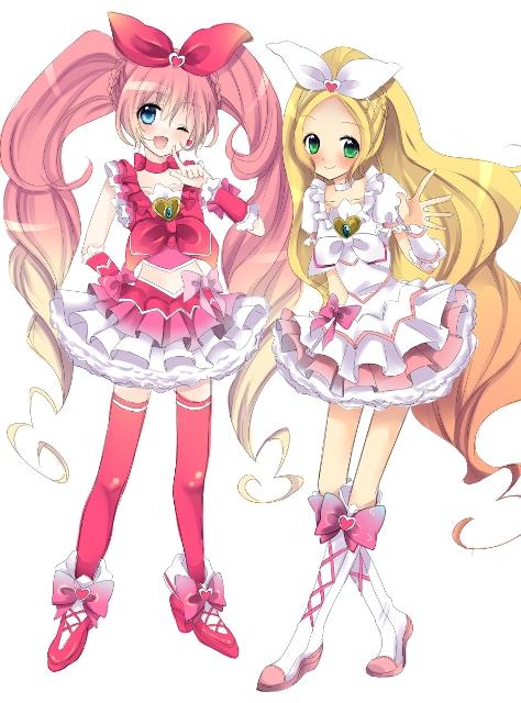 Los Animes mas Vistos en Japon Zerochan.Suite.Precure%25E2%2599%25AA.362256m
