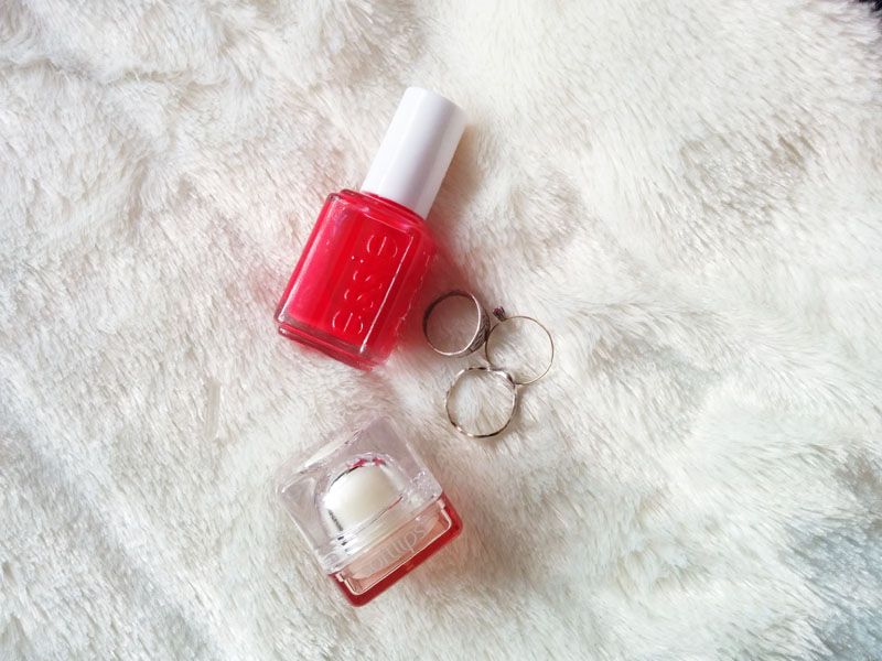 essie geranium-softlips-rings