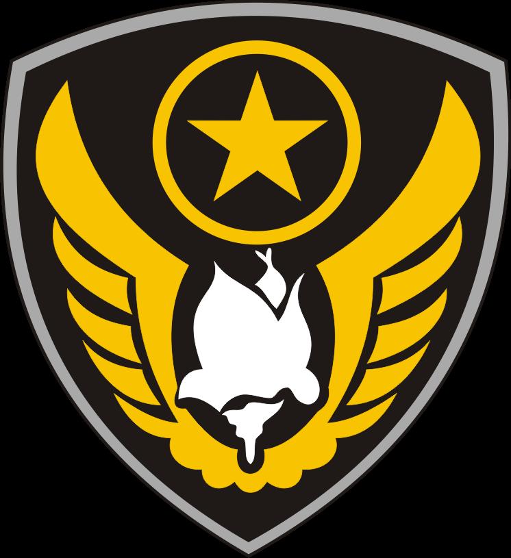 logo komando pendidikan angkatan udara kodikau logo
