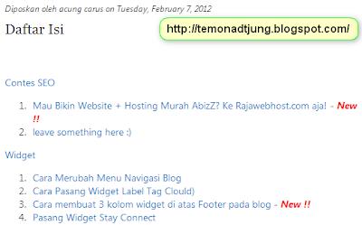http://temonadtjung.blogspot.com/2013/01/cara-membuat-daftar-isi-blog-otomatis.html