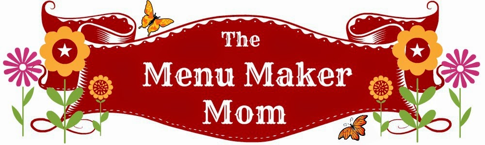 The Menu Maker Mom