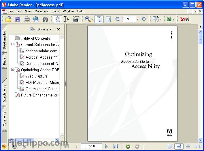 pdf reader terbaru, download pembaca pdf
