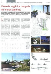 Pasarela Peatonal en Motril (Granada, Spain) - Revista Vía Construcción nº 100