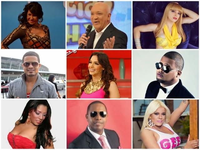 Verdaderos nombres de famosos dominicanos