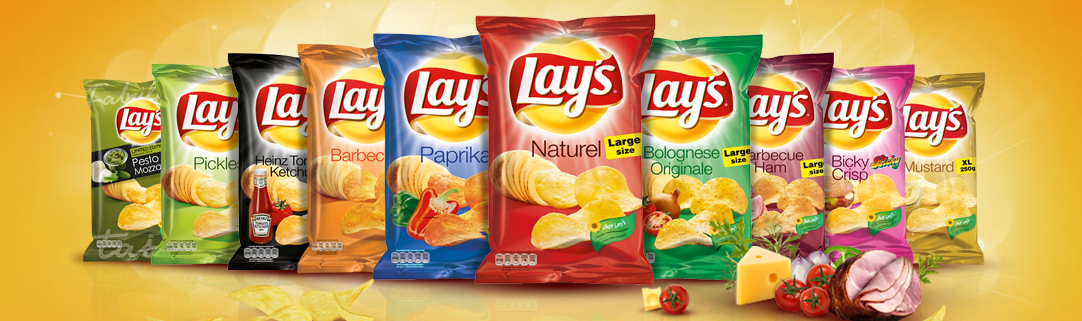 report on lays chips