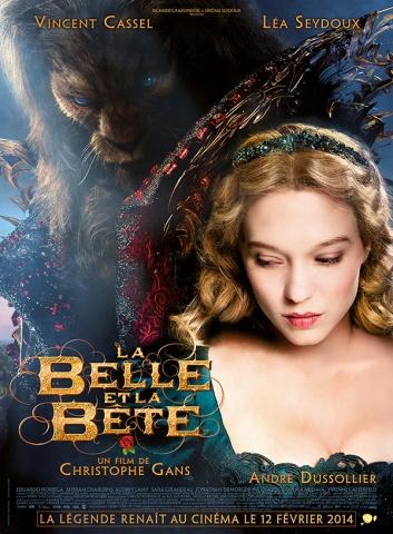 film la belle et la bete christophe gans 2014