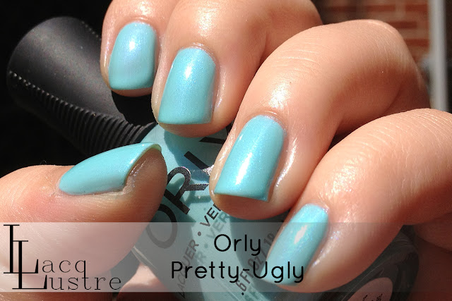Orly Pretty-Ugly swatch