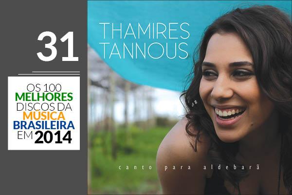 Thamires Tannous - Canto Para Aldebarã
